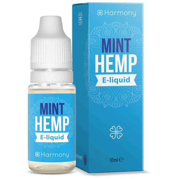 Product image of Harmony E-liquid 100mg CBD - Mint (10ml)
