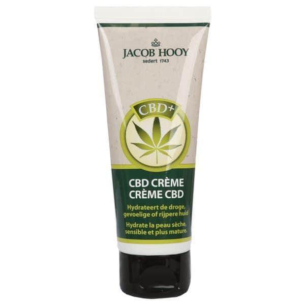 Product image of Jacob Hooy CBD cream