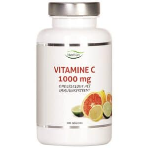 Product image of Nutrivian C Vitamin (100 pieces)