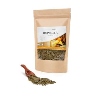 Vogelfutter mit CBD aus der Cannabispflanze